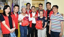 In Celebration of the Anniversary of HKSAR ‧ Yan Chai Fortune Bag in Care of Elderly