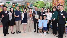 The Secretary for Education visits Yan Chai Hospital Fong Kong Fai Kindergarten / Child Care Centre