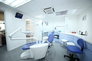 dental unit (TP)